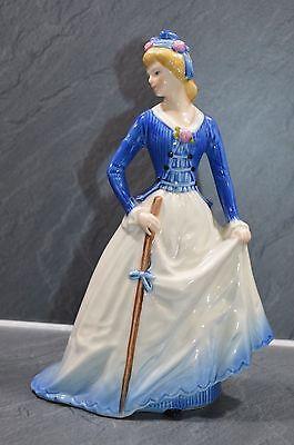 Goebel Frauen Figur ( The Shephardess` Kostüme 1787 )