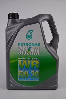 Selenia Wr Pure Energy 5W-30 5 Litro 14121616 Aceite Para Fiat Motor...