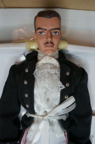 "Gene Marshall Trent Osborn Lovein in Disguise LE NRFB 16"" doll"