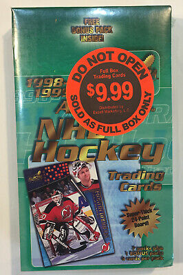 Pacific 1998-99 Aurora NHL Hockey Trading Card Sealed Box  ()