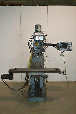 Clausingkondia Model Fv1 Milling Machine With Proto Trak Mx2 Cnc Control
