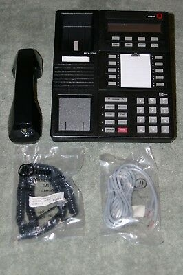 Legend Phone Mlx 10-dp Black Refurbished Lot Of 5
