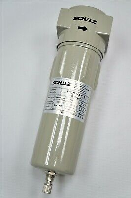 Schulz Air Dryercompressor Water Separator 34 Inch - 007.0262-npt