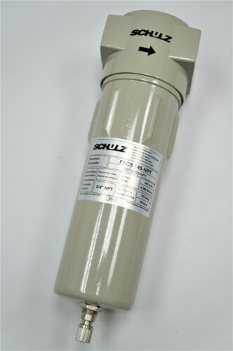 SCHULZ AIR DRYER/COMPRESSOR WATER SEPARATOR | 3/4 INCH - 007.0262-NPT