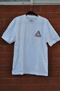 5b7a4a3de3b3 Genuine Deadstock White Palace Tri Wobble T Shirt Large