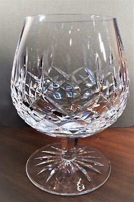 Lismore Brandy ( Waterford  LISMORE Brandy GLASSES/BALLOONS 12 ozs  622/318 SIGNED FIRST QUALITY)