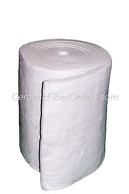 Taofibre Ceramic Fiber Blanket - 8lbcu.ft 1 X 24 X 300 50 Sq.ft Roll