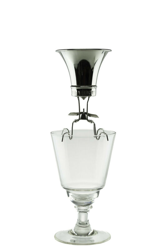 ABSINTHE BALANCIER (SEE-SAW DRIPPER) - FREE SHIPPING !!!