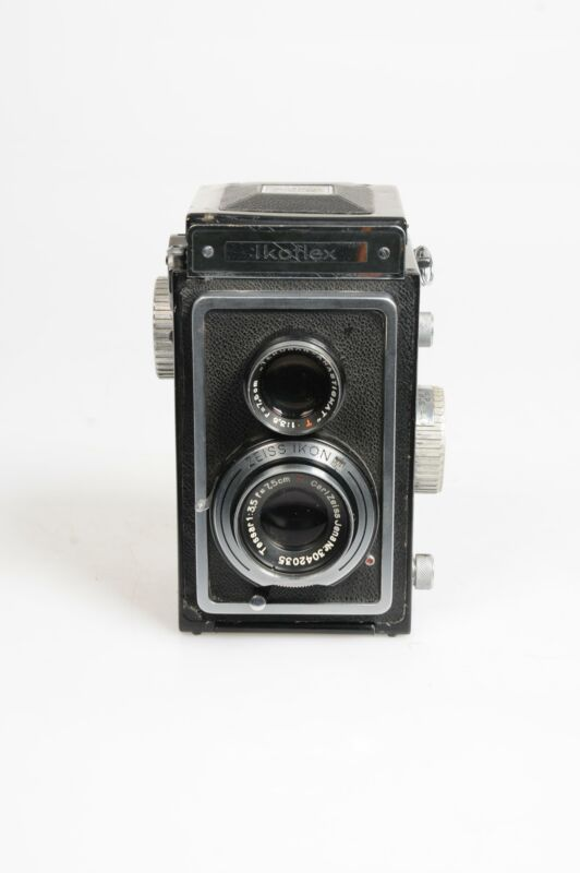 Zeiss Ikon Ikoflex TLR Medium Format Film Camera #035