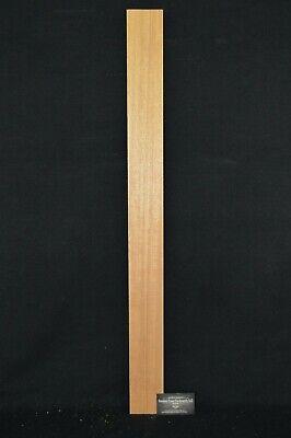 Genuine Mahogany Neck Blank Luthier Tonewood Guitar Wood Supplies HMNB-000 Mahogany Tone Wood