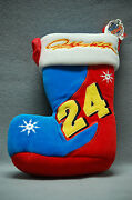 NASCAR Christmas Stocking