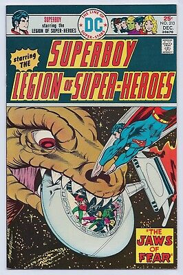 Superboy Legion der Superhelden 213 NM 9.2 - Superhelden Boy
