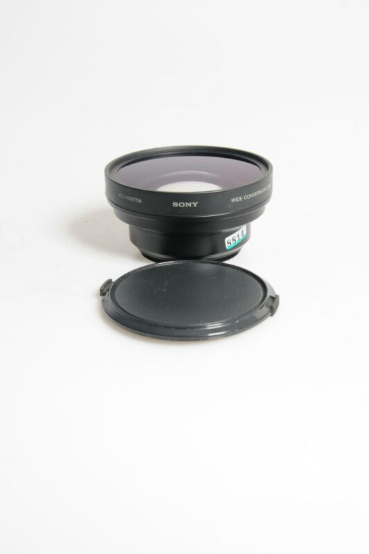 Sony VCL-HG0758 Wide Conversion Lens x0.7 58mm #814