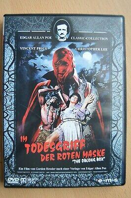 Im Todesgriff der roten Maske (2003) - DVD - Tod Der Roten Maske