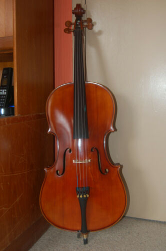 Quarter Size Cello Outfit