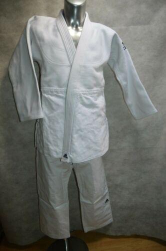 Set Judo Millenium J 900 ADIDAS Size 210 New White Logo Black