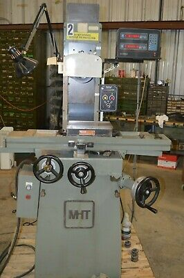 Mitsui Msg-200mh Surface Grinder With Walker 6x12 Electro Magnetic Chuck