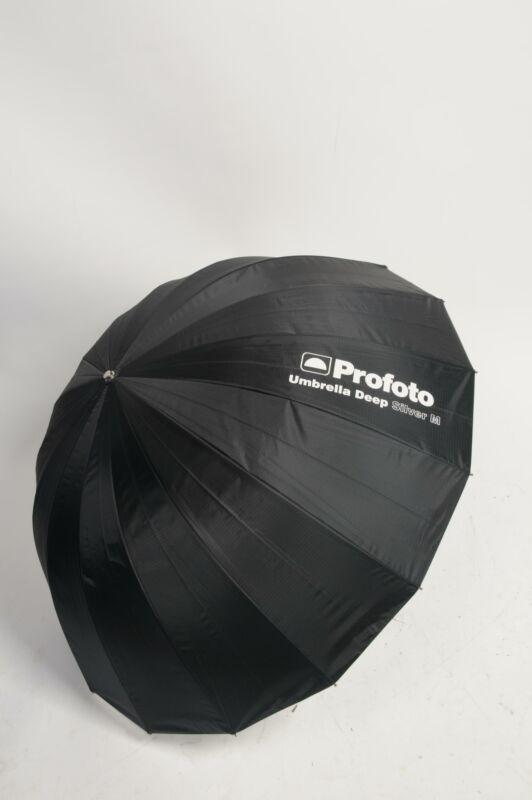 """Profoto 100987 41"""" Deep Medium Umbrella, Silver #157"""