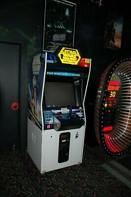 Star Wars Arcade Game - Star Wars Trilogy Arcade game
