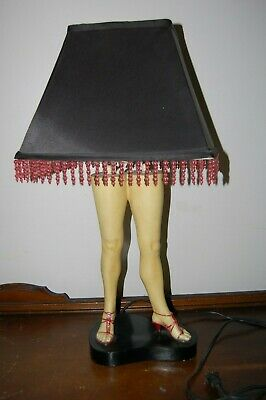 Full Size Leg Lamp (A Christmas Story Type Full Size Sexy Legs Electric Table Lamp Man Cave)