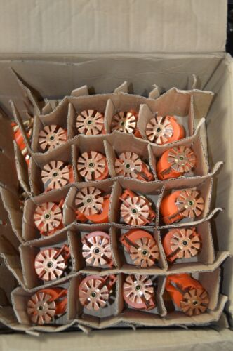 Lot of 50 Tyco TY7226 Pendant Fire Sprinkler Heads