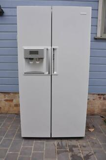 Fridge Freezer Electrolux 597L Used with Owners Manual