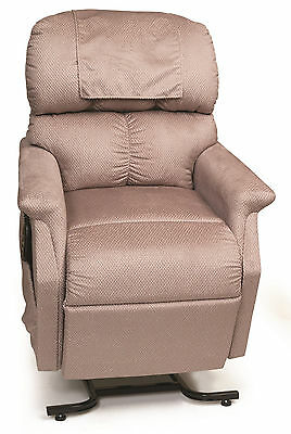 Golden Comforter Full Napper Electric Recliner Power Lift Chair Full Chaise -