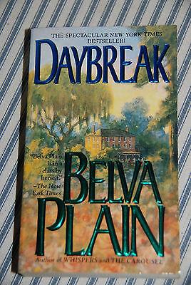 Daybreak by Belva Plain (1995, Paperback) -- Family Drama