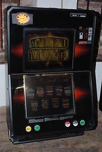 ADP Multi Multi Neue SpVO 3.3 Geldspielgerät Spielautomat für Privat
