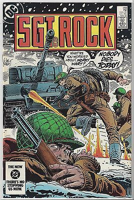 SGT. ROCK #394 DC Joe Kubert Art Bronze Age War (1977) VF+ (8.5)