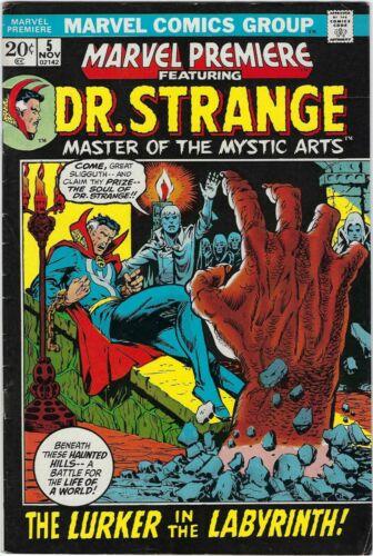 Marvel Premiere Featuring DR. Strange #5