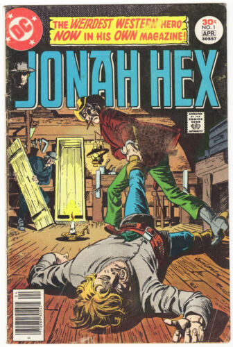 Jonah Hex #1 (1977) Low-Grade Copy Flat-Rate Shipping