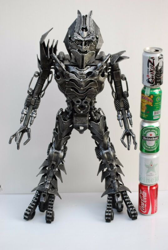 Scrap Metal Transformer Megatron Robot (69 cm high) Cool Christmas for him her