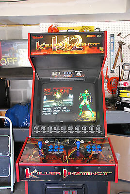 Killer Instinct 2 Arcade Machine
