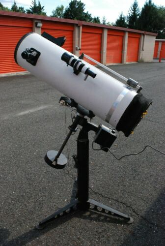 "Meade 10"" Newtonian telescope"