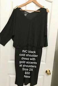 Plus Size Women's Dresses etc - New / Barely Used Brand Names