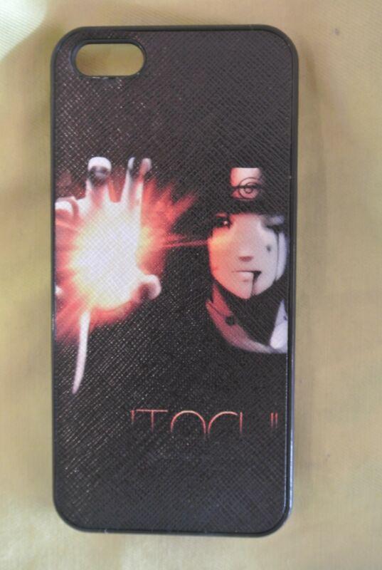 USA Seller Apple iPhone  5 / 5s / SE Phone case Cover Naruto Itachi Uchiha