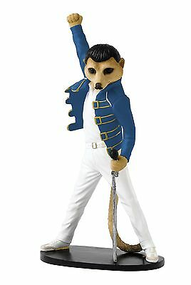 Country Artists Magnificent Meerkats Showman Figurine NEW in Gift Box - 25456