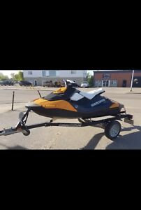 2015 sea doo spark 900 with ibr 26 hours!!!