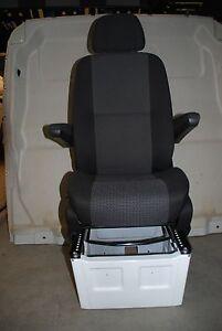 Mercedes Sprinter 906 VW Crafter 1er Beifahrersitz Sitz 2 Armlehnen Beifahrer
