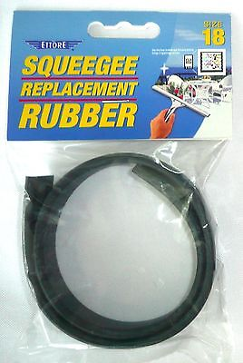 Ettore 18-inch Squeegee Replacement Rubber Blade 20018 New
