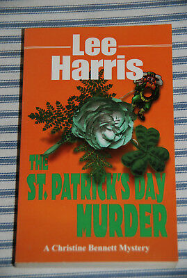 The Christine Bennett Mysteries 4: The St Patrick's Day Murder by Lee Harris  - Lee Patrick Harris