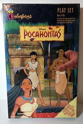 Disney's Pocahontas Colorforms Play Set