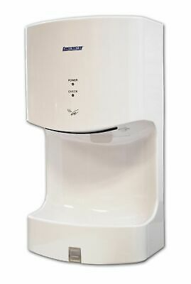 1300 Watts High Speed Plastic Durable Constructor Automatic Hand Dryer Infared