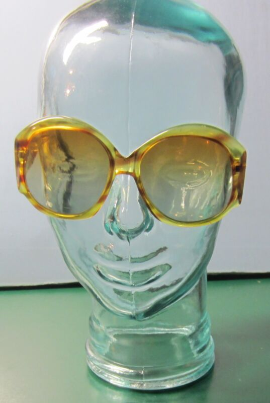 Vintage cool ray sunglasses - retro round / square