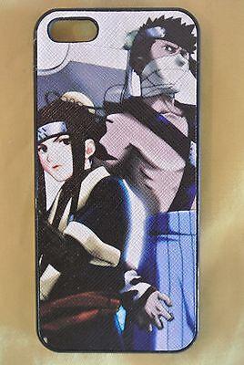 USA Seller Apple iPhone 5 / 5s / SE  Anime Phone case Naruto Zabuza & Haku