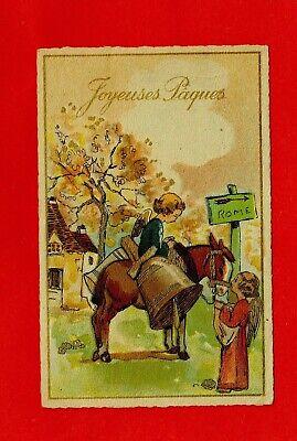 LH10-CARTE POSTALE-SIGNÉE-FRANCIS DE MIOMANDRE-F.DURAND-ÉCRIVAIN-TRADUCTEUR-1959