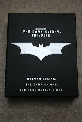 Dark Night Batman (The Dark Night Trilogie - Batman Begins, The Dark Knight,The Dark Knight Rises)