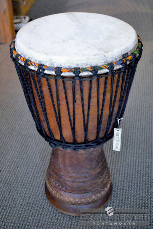 African Djembe from the Ivory Coast