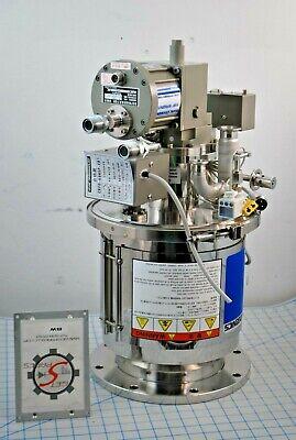 Cryo U8hsp Eb1 Pump Xd12-2519 W Refrig Unit R 10rt Ulvac Cryogenics Inc